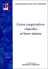 Openwetlab.it Caves coopératives vinicoels et leurs unions - Convention collective nationale Image