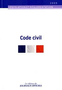 Galabria.be Code civil - Edition à jour au 6 février 2009 Image