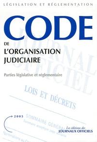 Code de lorganisation judiciaire.pdf