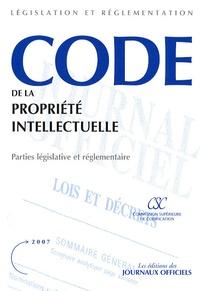 Accentsonline.fr Code de la propriété intellectuelle - Texte mis à jour au 25 juin 2007 Image