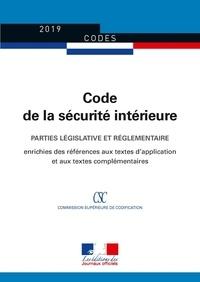 Code de la sécurité intérieure - Parties législative et réglementaire - Édition enrichie des références aux textes dapplication et aux textes complémentaires.pdf