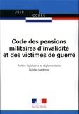 Journaux officiels - Code des pensions militaires d'invalidité et des victimes de guerre.