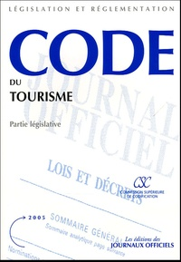 Code du tourisme - Partie législative.pdf