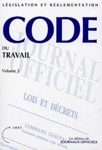 Code du travail - 2 volumes.pdf