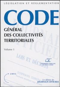 Goodtastepolice.fr Code général des collectivités territoriales 2 volumes Image