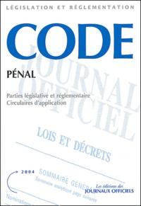 Code pénal - Parties Législative, Réglementaire et Commentaires.pdf