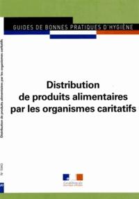 Journaux officiels - Distribution de produits alimentaires par les organismes caritatifs - gbph 5943 - GBPH N° 5943.