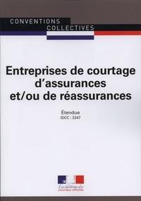 Histoiresdenlire.be Entreprises de courtage d'assurances et/ou de réassurances - IDCC 2247 Image