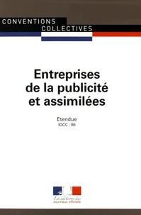 Entreprises de la publicité et assimilées - (IDCC : 86).pdf