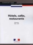 Journaux officiels - Hôtels, cafés, restaurants.