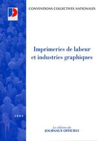 Openwetlab.it Imprimeries de labeur et industrie graphique - Convention collective nationale Image