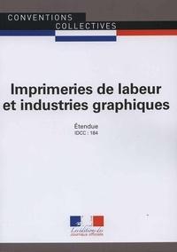 Imprimeries de labeur et industries graphiques - IDCC : 184.pdf