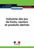 Journaux officiels - Industrie des jus de fruits, nectars et produits dérivés.