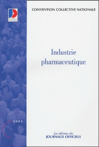 Galabria.be Industrie pharmaceutique - Convention collective nationale du 6 avril 1956 Image