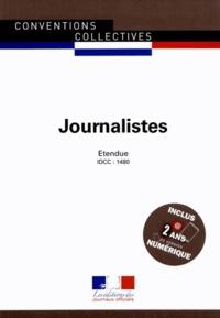 Satt2018.fr Journalistes - IDCC 1480 Image