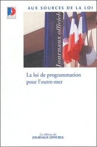 Histoiresdenlire.be La loi de programmation pour l'outre-mer - Edition décembre 2003 Image