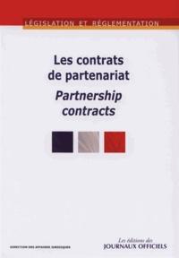 Les contrats de partenariat -  Journaux officiels | Showmesound.org