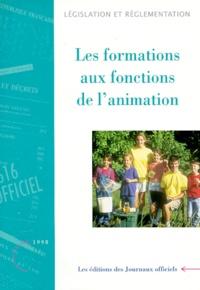 Histoiresdenlire.be LES FORMATIONS AUX FONCTIONS DE L'ANIMATION. - Edition mise à jour au 15 octobre 1998 Image