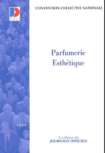 Journaux officiels - Parfumerie - esthétique.