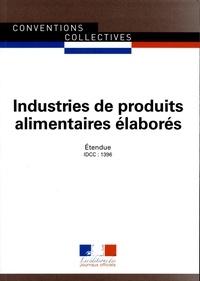 Produits alimentaires élaborés - IDCC 1396.pdf