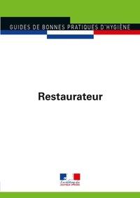 Journaux officiels - Restaurateur gbph 5905.