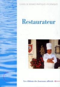 RESTAURATEUR. - Edition septembre 1998.pdf