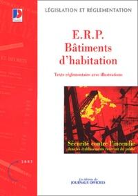 Sécurité contre lincendie ERP - Bâtiments dhabitation.pdf