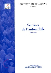 Services De L Automobile Idcc 1090 Convention Journaux