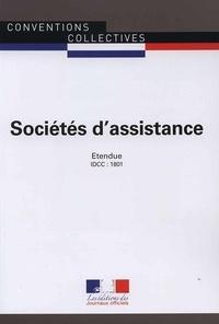 Rhonealpesinfo.fr Sociétés d'assistance - IDDC 1801 Image