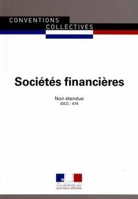 Deedr.fr Sociétés financières (IDCC : 478) - Convention collective du 22 novembre 1968 (Mise à jour du 3 juillet 2003) Image