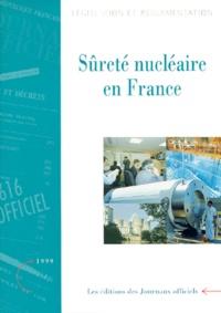 SURETE NUCLEAIRE EN FRANCE. - 4ème édition mai 1999.pdf
