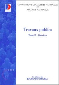 Deedr.fr Travaux publics - Tome 2, Ouvriers Image