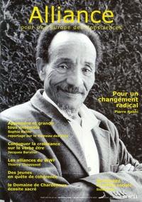 Pierre Rabhi et Jacques Baratier - Alliance pour une Europe des Consciences N° 11, Décembre 2006 : .