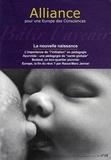 Nathalie Calmé - Alliance pour une Europe des Consciences N° 19, octobre-novem : La nouvelle naissance.