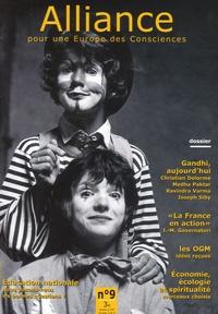 Alain Chevillat et Nathalie Calmé - Alliance pour une Europe des Consciences N° 9, Mai-Juin 2006 : .