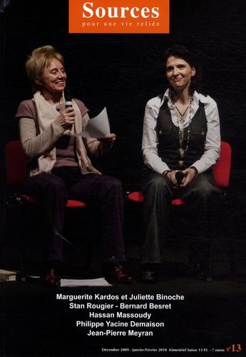 Alain Chevillat - Sources N° 13, Décembre 2009 : Voix de femmes.