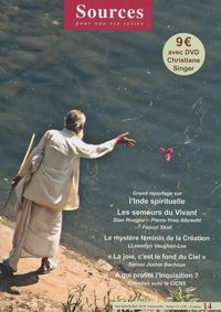 Stan Rougier et Pierre-Yves Albrecht - Sources N° 14, Mai-juin-juil : . 1 DVD