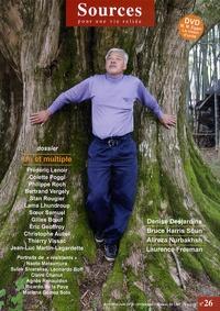 Alain Chevillat - Sources N° 26 avril/mai/juin : Un et multiple. 1 DVD