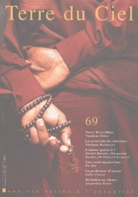 Shafique Keshavjee et Daniel Maurin - Terre du Ciel N° 69, Septembre-Oct : .