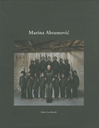 Jovana Stokic - Marina Abramovic - 8 lessons on emptiness with a happy end.