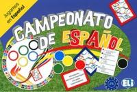 Accentsonline.fr Campeonato De Espanol - Jugamos en espanol, nivel A2-B1 Image