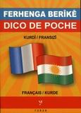 Joyce Blau et Khosrow Abdollahi - Dico de poche kurde-français & français-kurde.