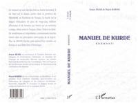 Joyce Blau et Veysi Barak - Manuel de Kurde - Kurmanci.