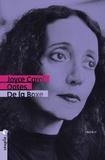 Joyce Carol Oates - De la Boxe.