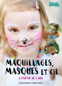 Maquillages, masques et cie - Joyce Coleman pdf epub