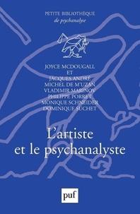 Joyce McDougall et Jacques André - L'artiste et le psychanalyste.