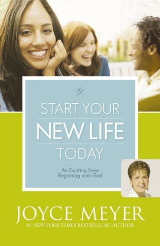Start Your New Life Today. An Exciting New Beginning with God
