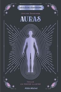 Joylina Goodings - Auras - Avec un poster illustré.