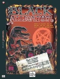 Jpp Doc - Black alligator.