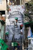 JR - Women are Heroes.